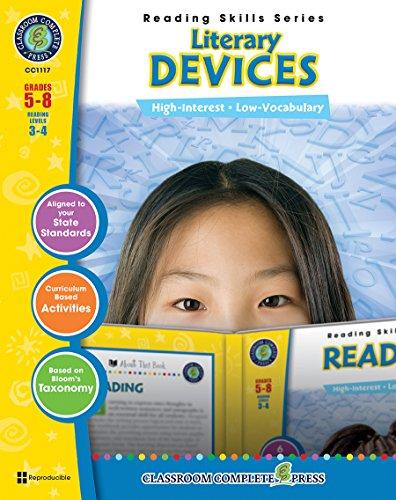 Literary Devices Grades 5-8 (Reading Skills): Brenda Rollins