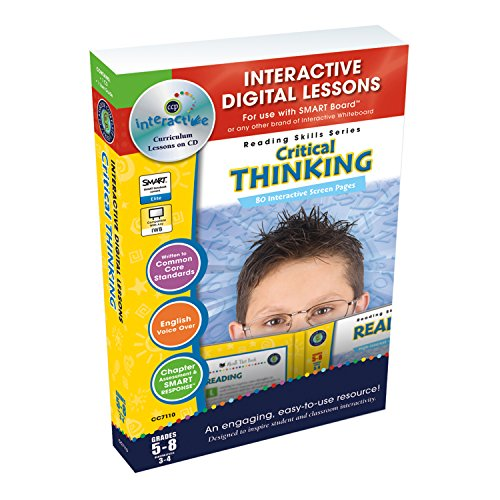 Critical Thinking -IWB Digital Lesson Plan (Gr. 3-8) (Reading Skills): Brenda Rollins