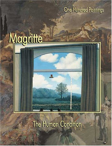 9781553210207: Magritte: The Human Condition (One Hundred Paintings)