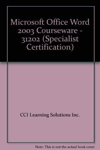 Cci Learning Solutions - AbeBooks