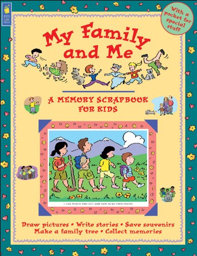 9781553370024: My Family and Me (A Memory Scrapbook for Kids)