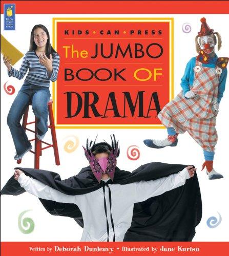9781553370086: Jumbo Book of Drama, The (Jumbo Books)