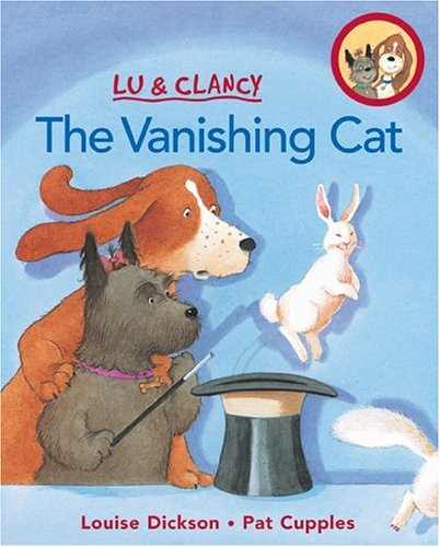 9781553370260: Vanishing Cat, The (Kids Can Read)
