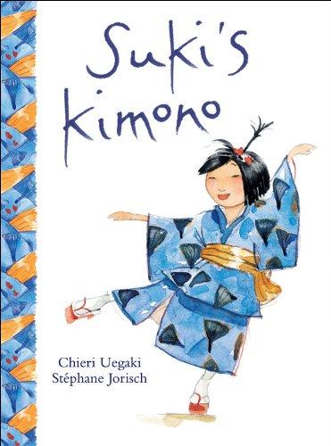 9781553370840: Suki's Kimono