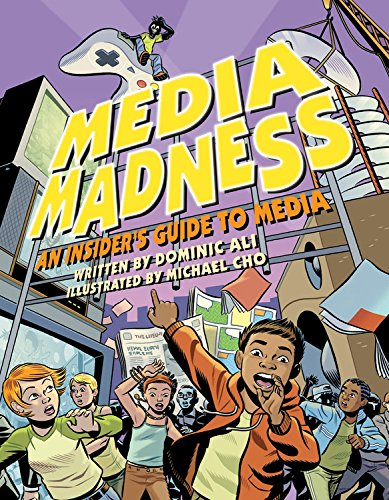 9781553371755: Media Madness: An Insider's Guide to Media