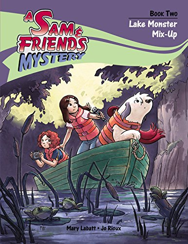 9781553373025: Lake Monster Mix-Up (A Sam & Friends Mystery)