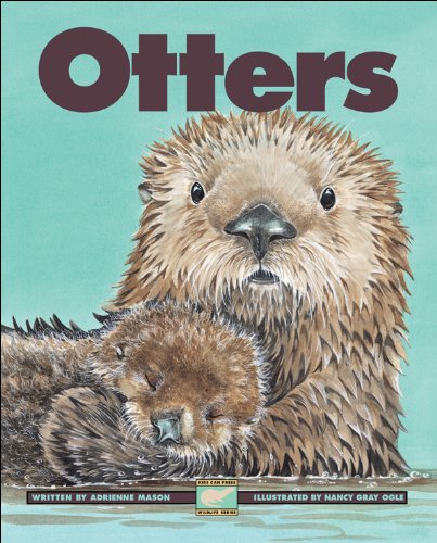 9781553374060: Otters (Kids Can Press Wildlife Series)