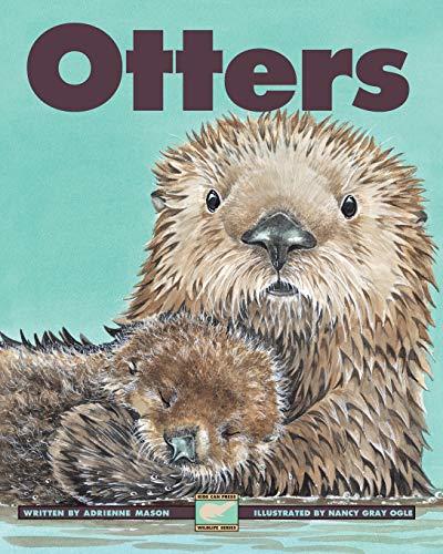 9781553374077: Otters (Kids Can Press Wildlife Series)