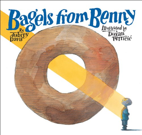 9781553374176: Bagels from Benny (An Elliot Moose Story)