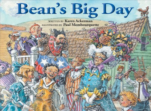 9781553374442: Bean's Big Day