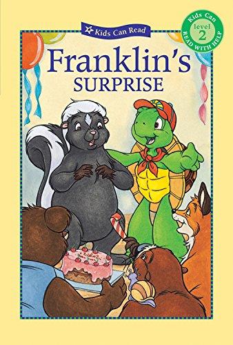 9781553374657: Franklin's Surprise (Kids Can Read)