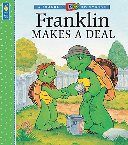 9781553374695: Franklin Makes a Deal (A Franklin TV Storybook)