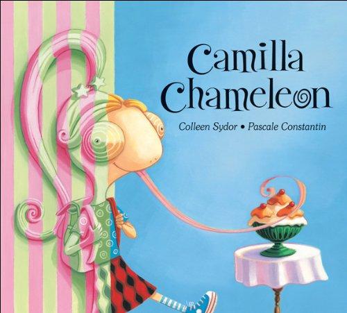 9781553374824: Camilla Chameleon