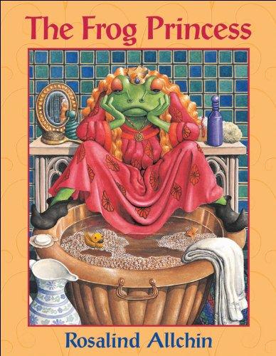 9781553375265: The Frog Princess