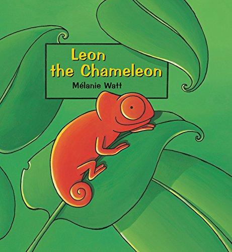 9781553375272: Leon the Chameleon