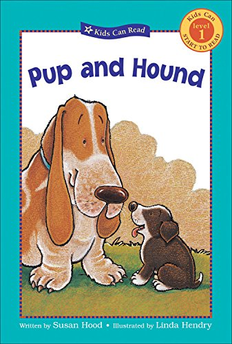9781553375722: Pup and Hound (Kids Can Read)