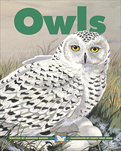 9781553376248: Owls (Kids Can Press Wildlife Series)