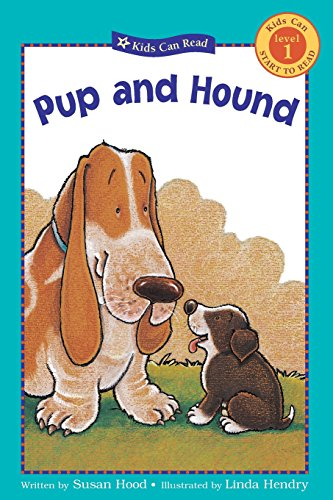 9781553376736: Pup and Hound (Kids Can Read)