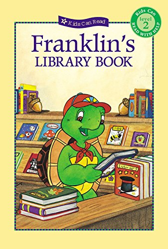 9781553377122: Franklin's Library Book (Kids Can Read)