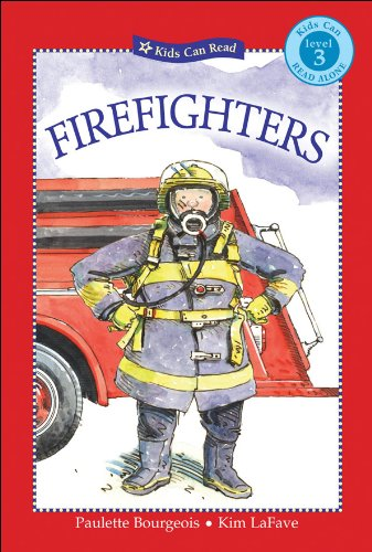 Firefighters (Kids Can Read): Bourgeois, Paulette