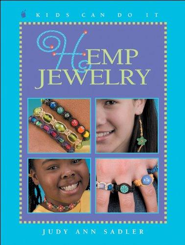 9781553377740: Hemp Jewelry (Kids Can Do It)