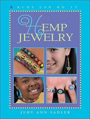 9781553377757: Hemp Jewelry (Kids Can Do It)