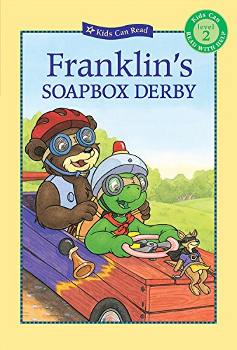 Franklin's Soapbox Derby (Kids Can Read!): Bourgeois, Paulette