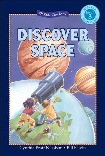 9781553378235: Discover Space (Kids Can Read)