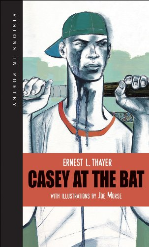 9781553378273: Casey at the Bat (Visions in Poetry)