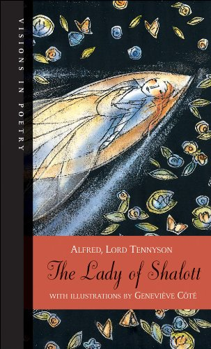 9781553378747: The Lady of Shalott (Visions in Poetry)