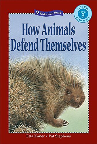 9781553379041: How Animals Defend Themselves (Kids Can Read)