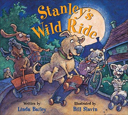 9781553379607: Stanley's Wild Ride
