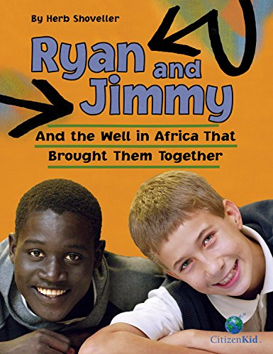 9781553379676: Ryan and Jimmy: And the Well in Africa That Brought Them Together (CitizenKid)