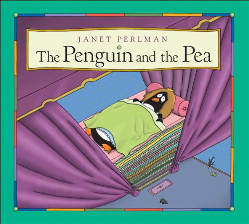 9781553379836: The Penguin and the Pea