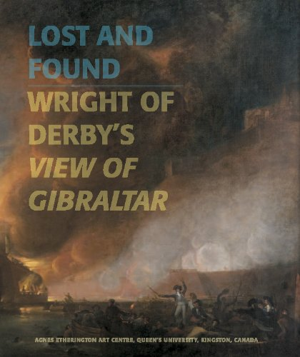 Lost and Found: Wright of Derby's View: John Bonehill, Janet