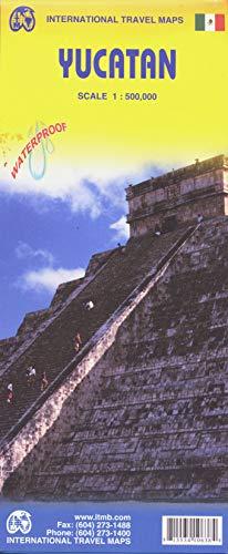 9781553410638: Yucatan 1 : 500 000 (International Travel Maps)