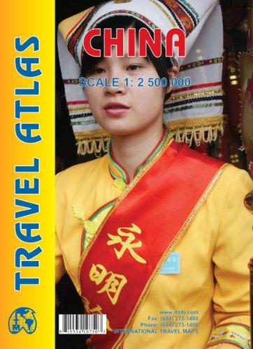 9781553410751: China atlas itm