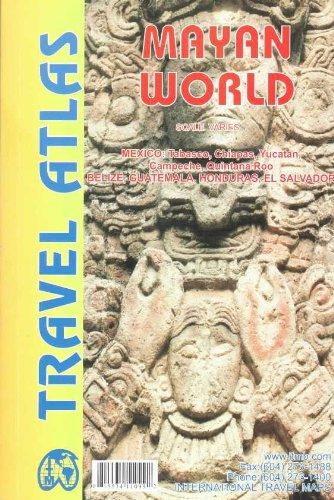 9781553411093: Mayan World Atlas Scale Varies ITM