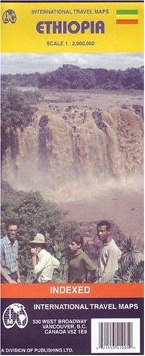 9781553412052: Carte routière : Ethiopie