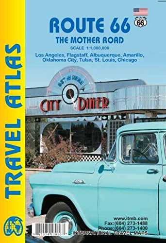 9781553413011: ROUTE 66 - THE MOTHER ROAD