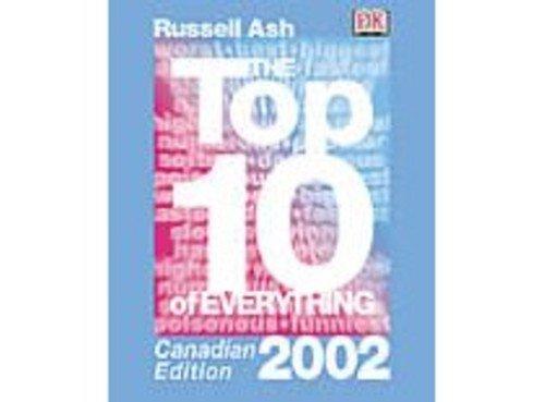9781553630036: 2002 Top Ten Of Everything