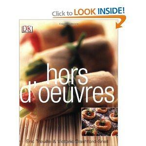 9781553630609: Dk Cookbooks Hors D Oeuvres