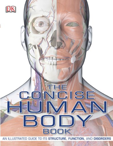 9781553631095: The Concise Human Body Book
