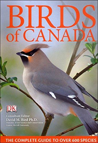 9781553631200: Birds of Canada