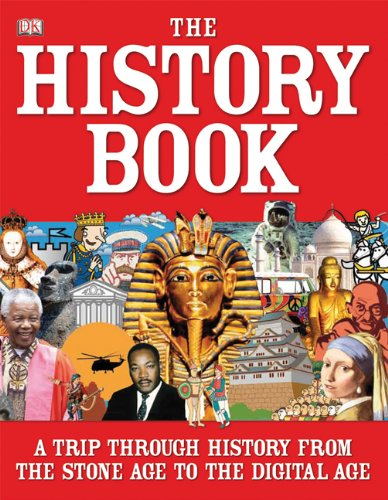 The History Book (155363134X) by DK Publishing