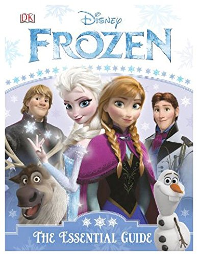9781553632504: Frozen: The Essential Guide