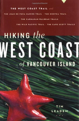 9781553650249: Hiking the West Coast of Vancouver Island