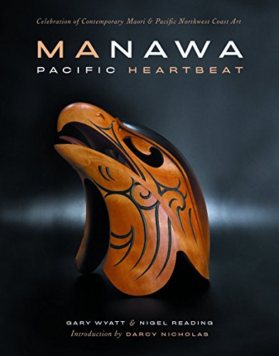 Manawa, Pacific Heartbeat, A Celebration of Contemporary & Nortwest Coast Art [signed]: Reading...
