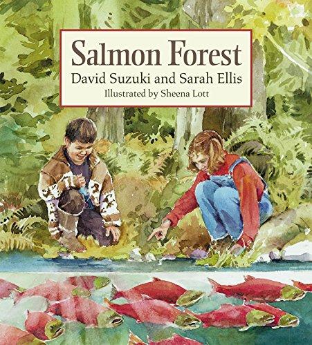 Salmon Forest (1553651634) by David Suzuki; Sarah Ellis