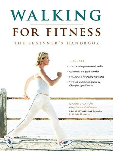 9781553652199: Walking for Fitness: The Beginner's Handbook